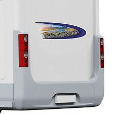 Large Motorhome Vinyl Graphic - Camper Car Caravan Horsebox Stickers Decals
