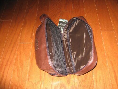 PENGUIN Men/'s Toiletry Travel Shave Kit Case Bag NWT $49.5
