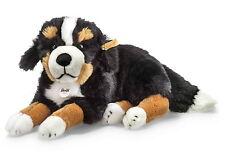 Steiff Hund Berner Sennenhund Sigi 45cm liegend Kuscheltier 30°C Geschenk 079528