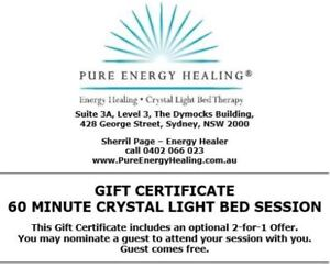 60-Minute-Crystal-Light-Bed-GIFT-CERTIFICATE-INCLUDES-BONUS-2-FOR-1