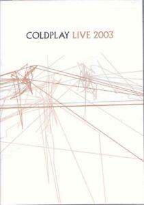 Live-2003-DVD-by-Coldplay-DVD-Jun-2004-EMI-Brand-New