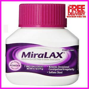 MiraLAX-Laxative-Powder