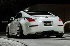Nissan 350Z Rear TS Diffuser / Undertray for Racing, Performance, Body Kit v4