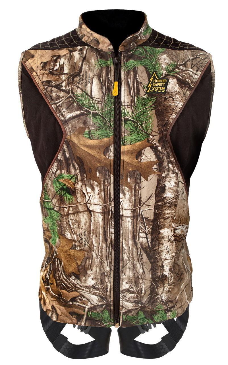 New Hunter Safety System Elite Harness Vest ELITE SERIES HSS-610 S-M 100-175LB