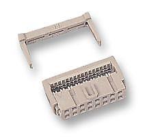 SOCKET IDC 20WAY Connectors PC Board - CZ56074