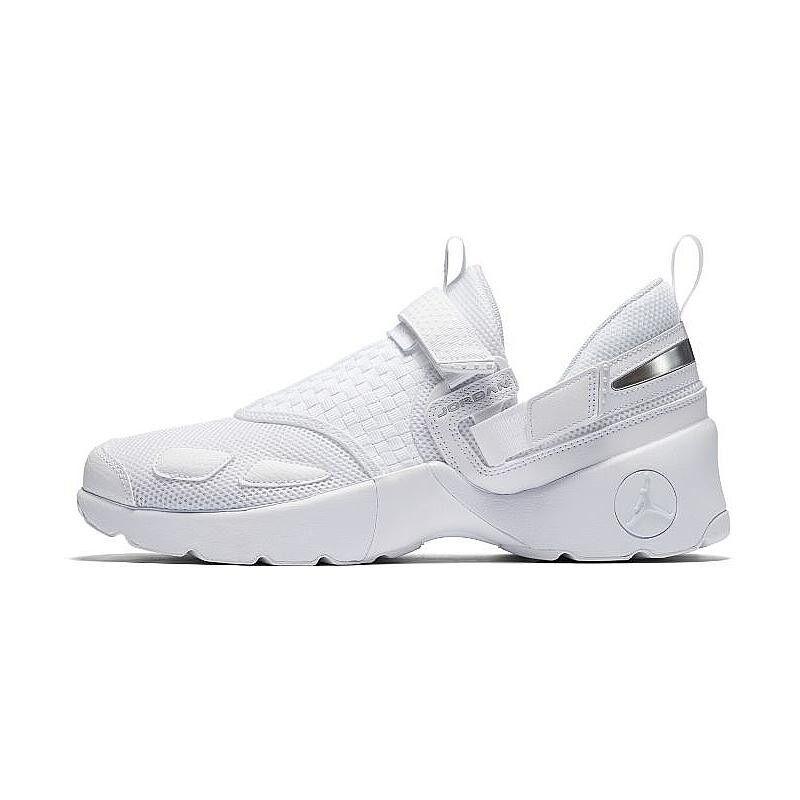 Air Jordan Trunner LX Triple White Men Price reduction The most popular shoes for men and women