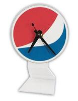 Pepsi Desk Clock - Battery Operated -