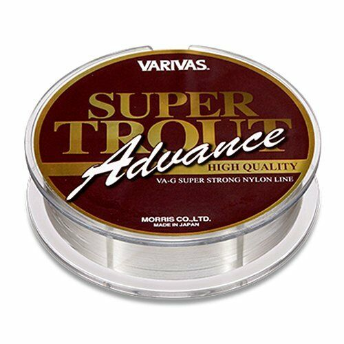 MORRIS nylon line VARIVAS super trout Advance 300m 2 No. 10lb M From japan