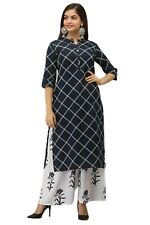 WHITE /& BLACK COLOR SHALWAR WITH KNOT PAKISTANI INDIAN 100/% COTTON TROUSER