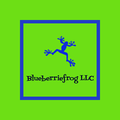 Blueberriefrog
