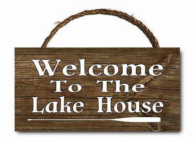 41+ Welcome To The Lake House Sign | Svg | Eps | Dxf | Png PNG