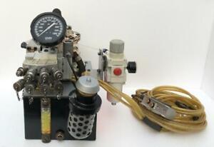 HYTORC AIR Pneumatique Pompe Hydraulique Pour Torque Clé 4 Outil Usage 700 BAR #