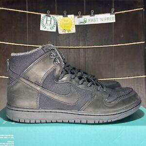 Nike SB Zoom Dunk High Pro BOTA Triple