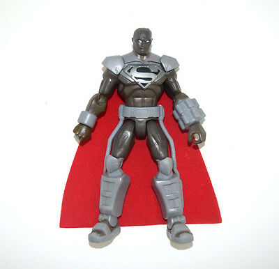 DC Universe Total Heroes Justice League Steel Loose Action Figure