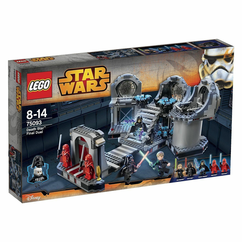 LEGO ® Star Wars ™ 75093  Death  Star ™ final duel  Nouveau Neuf dans sa boîte nouveau En parfait état, dans sa boîte scellée  loisir