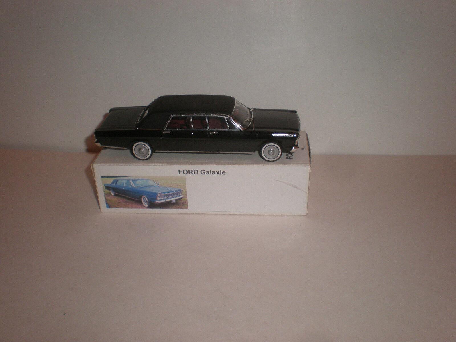 1 43 1965 Ford Galaxie LTD Stretch Limousine    Handmade