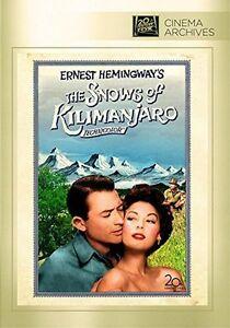 The-Snows-Of-Kilimanjaro-DVD-1952-Gregory-Picotear-Ava-Gardner-Henry-King