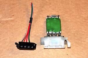 LAND-Rover-Freelander-termostato-Ventola-Ventilatore-Resistore-4-Pin