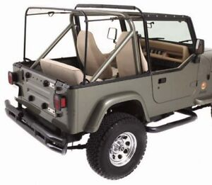 Image Is Loading 1987 1995 Jeep Wrangler YJ Soft Top Complete