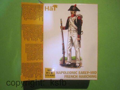 1:72 HäT 8296 Napoleon Frankreich frühe Infanterie im Marsch Soldaten   Sammlung