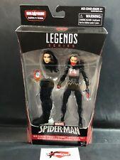 Marvel Legends Spider-man 6 Inch Space Venom Series - Silk