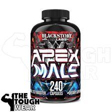 Blackstone Labs - APEX MALE 240caps - Natural Testosterone Booster
