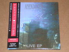 ANEKDOTEN - LIVE EP - CD JAPAN COME NUOVO (MINT)