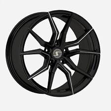 Schmidt Drago 9,0 & 10,5x 20 Zoll Concave Alufelgen für Mercedes-Benz W204
