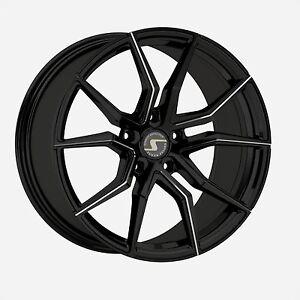 Schmidt-Drago-8-5-x-19-Zoll-Concave-Alufelgen-fuer-Mazda-6-Typ-GG-GY-GG1