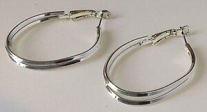 boucles-d-039-oreilles-anneaux-deco-double-retro-couleur-argent-145