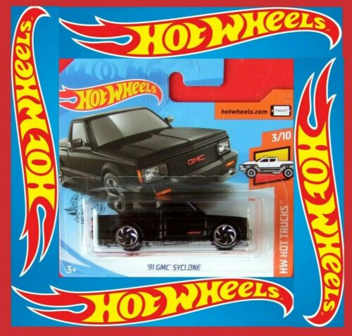 Hot Wheels 2020/'91 gmc syclone 150//250 neu/&ovp