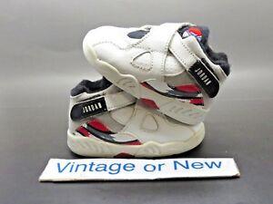 f687472e299f Nike Air Jordan VIII 8 Bugs Bunny Retro Toddler 2003 sz 4C