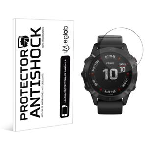 Protector de Pantalla Antishock para Garmin Fenix 6 Pro