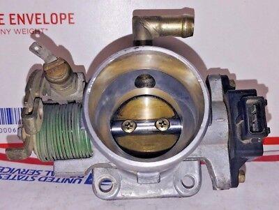 96 97 98 99 Hyundai Accent Throttle Body Manual Trans 15L 35100 22070 WARRANTY