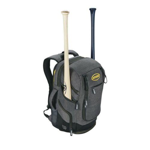 Wilson WTA2000 A2000 Baseball Player Backpack Style Bat Bag Various Colors