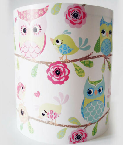 Owl and Friends Light Shade