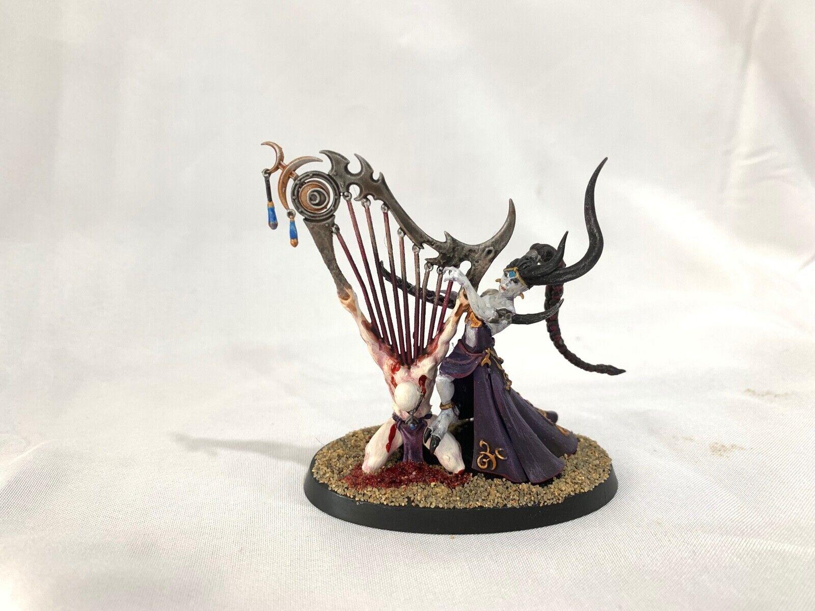 Warhammer demonios de Slaanesh infernal enrapturess