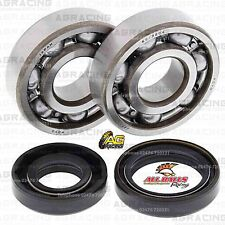 All Balls Crank Shaft Mains Bearings & Seals Kit For Kawasaki KX 125 1991 MotoX