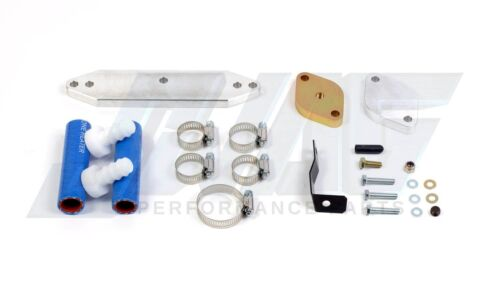 11-15 Ford 6.7 6.7L Powerstroke Diesel EGR Block Off Delete Plates /& O-rings