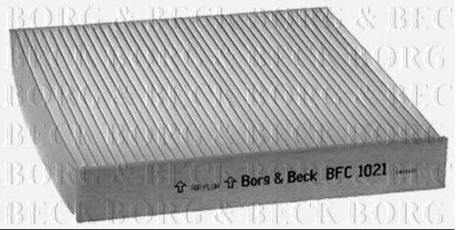 BORG /& BECK CABIN POLLEN FILTER FOR TOYOTA ESTATE AURIS 1.2 85KW