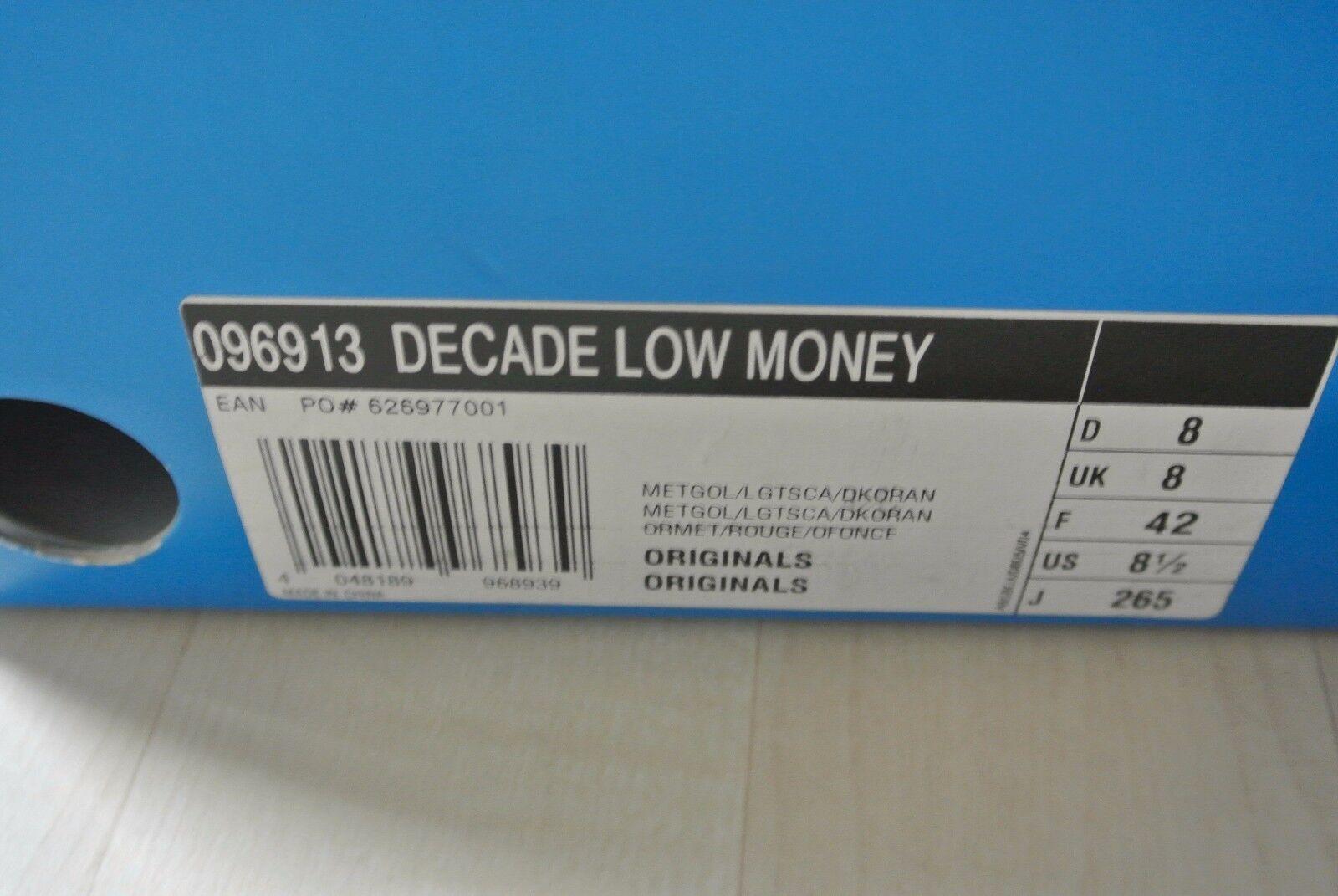 ★★★2007 ADIDAS ORIGINALS CONSORTIUM DECADE LOW MONEY 42 +NEU+★★★★★ +NEU+★★★★★ +NEU+★★★★★ 3d898d