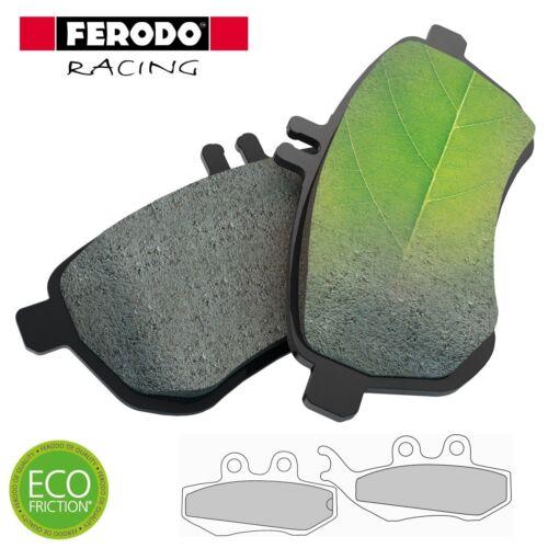 DERBI Cross City 125 2007 Ferodo Eco Fricton Front Brake Pads