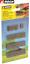 NOCH-H0-13060-Verwahrloster-Zaun-24-Teile-1-6-cm-hoch-NEU-OVP Indexbild 1