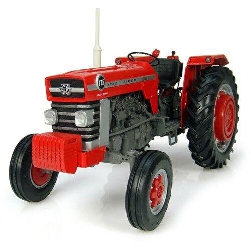 Venta en línea de descuento de fábrica 2906 Universal Hobbies Massey Massey Massey Ferguson 175 Tractor 1 16 ESCALA en Caja Fergie  Envio gratis en todas las ordenes
