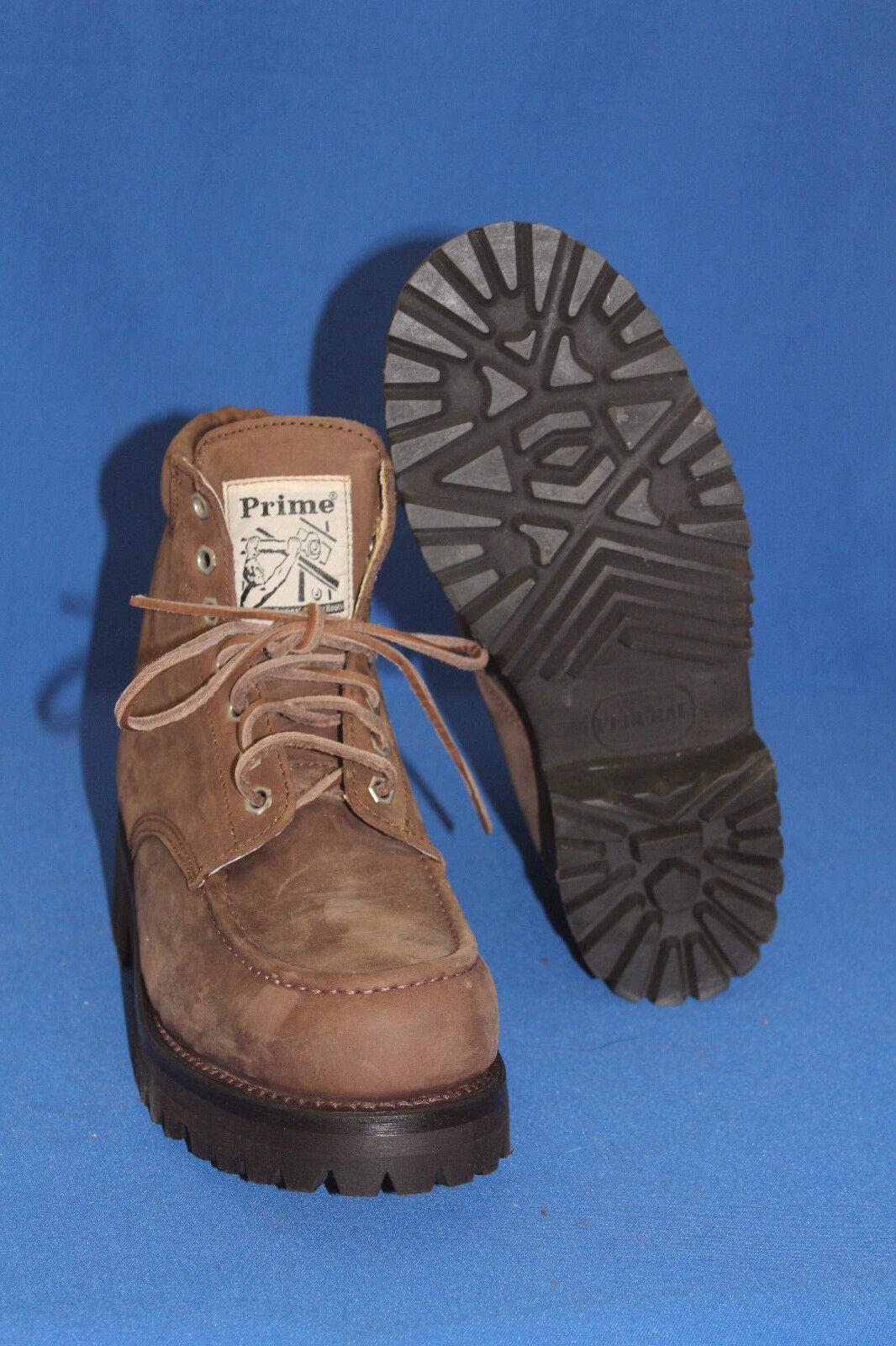 Prime Stiefel  logger  worker stiefel  Stiefel outdoor Stiefel  gr. 40  leder 16912d