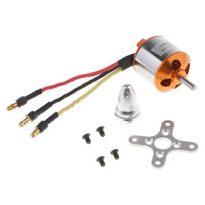 Details about Metal A2217 1250KV Brushless Motor for Fixed Wing UAV 9''  Propeller 9050
