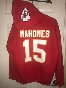 chiefs hooded sweatshirt
