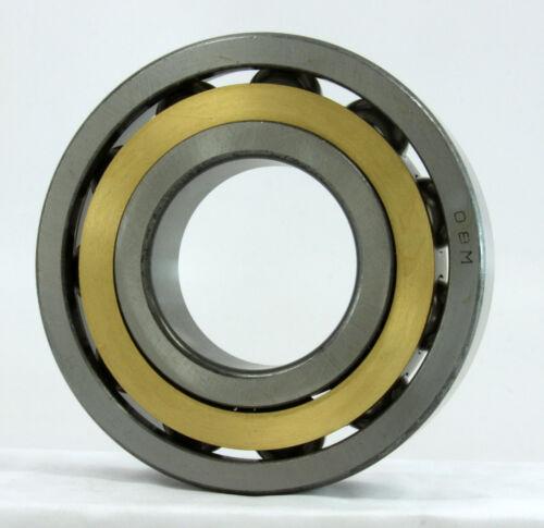 7314BM Angular Contact 70x150x35 70mm//150mm//35mm Bronze Ball Cage Ball Bearings