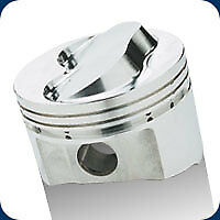 150073 SRP Pistons 351W Windsor Dome 357 SB Ford 4.030 Bore 13.4:1 Compression