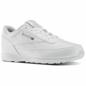 e81218b8d3123c Reebok Men s Classic Renaissance D   Wide 4E Shoe NEW White Steel ...
